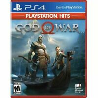 God of War (Sony PlayStation 4, 2018) PS4 NEW