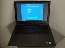"Open Box - Dell Inspiron 15"" Gaming Notebook/Model-7577/Color-Black"