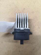 Citroen C5 2009 Heater blower motor/fan resistor G4532002 Diesel 100kW JUT13664