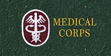 Medical Corps License Plate -LP221
