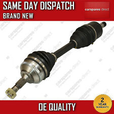 PEUGEOT 406 (8B) / (8E/F) / (8C) DRIVESHAFT LEFT NEARSIDE 1996>2004 *BRAND NEW*