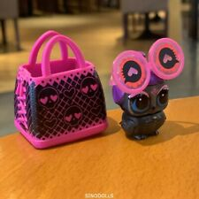 "LOL Surprise Pets LILS Makeover Cuervo Bonito ""Lil Pet"" Series 5 toy Original"