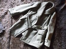 Museum Condition Vintage Wwi Men's Wool Coat