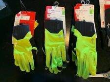 Specialized Deflect Cycling Gloves- Men's- High Visibility Yellow