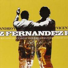 VICENTE Y ALEJANDRO FERNANDEZ - EN VIVO JUNTO 2CDS [CD]