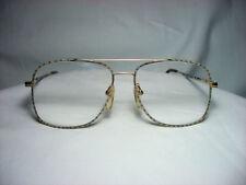 dfd3a2faeb5 Gold Metal Frame Square Vintage Eyeglasses for sale