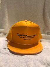 Vintage Snapback Trucker Hat Cap Shoreline Pool Excellent Condition