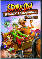 Scooby-Doo: Shaggy's Showdown DVD (2017) Matt Peters cert PG ***NEW***