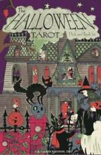 The Halloween Tarot Deck & Book Set: 78-Card Deck [With Book] (Mixed Media Produ