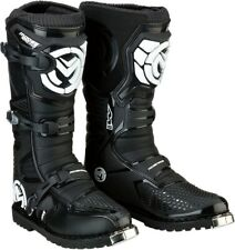 Moose Racing Adult ATV Boots S18 M1.3 Black 7-15