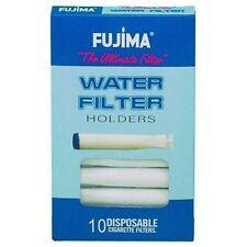 "Fujima ""The Ultimate"" Cigarette Water Filter Holder 10 Count Box-Lot Of 4"