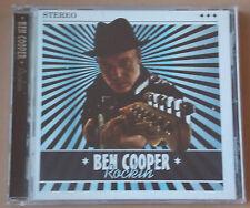 BEN COOPER - Rockin PSYCHOBILLY / ROCKABILLY CD Restless