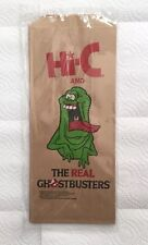 The Real Ghostbusters Ecto Cooler Hi C Bags ~ Firehouse ~ Ecto 1 ~ Proton Pack
