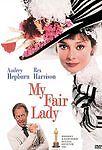 Audrey Hepburn, Rex Harrison, My Fair Lady (DVD, 1998)