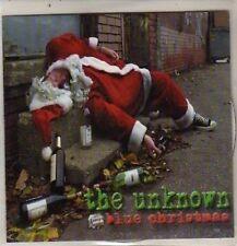 (DB594) The Unknown / Benny, split single - 2003 DJ CD