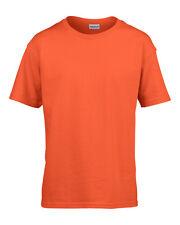 Gildan 64000B Kids Soft Style Youth t-shirt 100% Ringspun Cotton T-Shirt XS-XL
