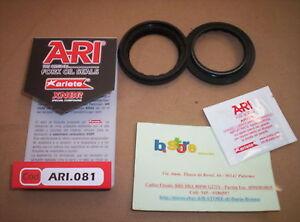 Set Sellos de Aceite Horquilla Ariete Polvo beta RR 250 400 450 525 Gas Ce 200