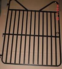 "Standard Large 60"" x 48"" Horse Stall Gate - Black"