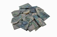 1oz Inlay material green abalone shell blanks grade A thickness 0.060""