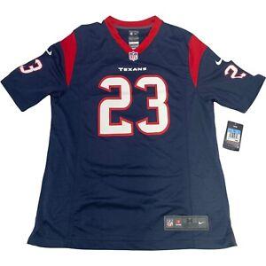 New Mens M Houston Texans Nike Arian Foster Jersey Nike #23 NFL Football 468954