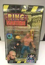 WCW Ring Masters Jackhammer GOLDBERG Wrestling Figure - NIP - Rare