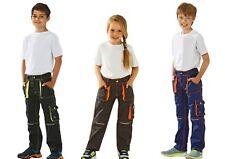 Planam Junior Bundhose Kinder Arbeitshose Cargohose Freizeithose 86/92-170/176