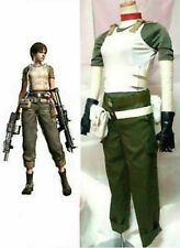 New! Resident Evil -Rebecca Chambers Cosplay Costume Full set