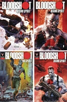 BLOODSHOT RISING SPIRIT #5 -#8 NM 1st Print (2019) Valiant Comics