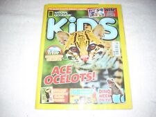 National Geographic Kids Magazine Issue 113 July 2015 Ocelots