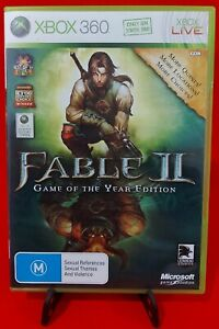 Fable II 2: Game of the Year Edition - Xbox 360 - Complete