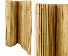 "Bambusmatte ""Bali"" extrem stabil, mit Draht druchbohrt, 90 x 300 cm"