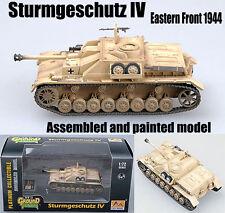WWII Sturmgeschutz StuG IV assault gun Tank Eastern 1944 1:72 finish Easy Model