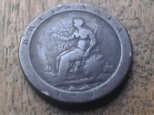 Giorgio III Cartwheel Penny 1797