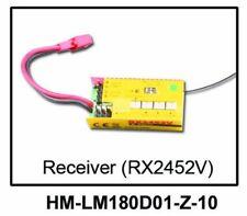 Ricevente Elicottero Walkera LM180D01 - HM-LM180D01-Z-10 RX2452V