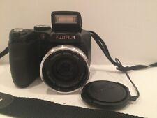 FujiFilm FinePix S700 7.1MP Digital Camera Black TESTED