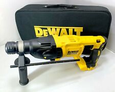Dewalt DCH133B 20V Max XR Brushless 1-inch D-Handle Rotary Hammer Drill with bag