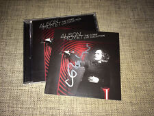 ALISON MOYET - THE OTHER LIVE COLLECTION - AUTOGRAPHED / HAND SIGNED CD  YAZOO