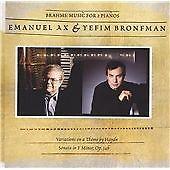 Johannes Brahms - Brahms: Music for 2 Pianos (CD 2005) DSD US Import