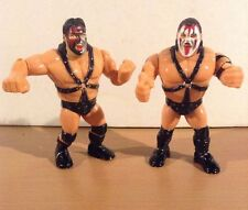 WWF Hasbro Demolition Smash Crush Wrestling Figure Lot Titan Sports VTG
