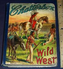 1896 WILD WEST American Indians Cowboys Outlaws Pioneers Gold Mining Bears Army