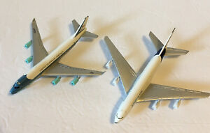 REALTOY AIRBUS A380 & USA Airplanes DIE-CAST JET AIRPLANES Lot Of 2