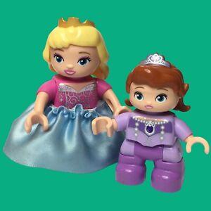 Lego Duplo 6151 Dornröschen und keine Prinzessin      #D2