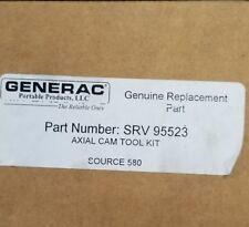 GENERAC SERVICE TOOLS PT.# SRV95523 AXIAL CAM REMOVAL KIT