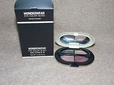 Ultima II WonderWear PERFECT SUEDE Eye Color Quad .2 oz/5.6g New