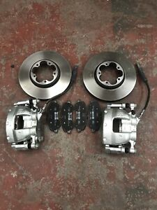 Ford Transit Custom Front Disc Pads And Callipers