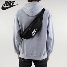 7bbd3f38ea33 Nike Heritage Sports Bum Bag Waist pack Bumbag Belt Fanny Pack Waistpack  Black