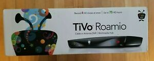 NEVER USED TiVo Roamio TCD846500 Cable Antenna DVR Multimedia Hub UNOPENED Box