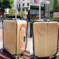 "18""-30"" Anti Scratch Waterproof Dustproof Luggage Suitcase Protector Bag Cover"