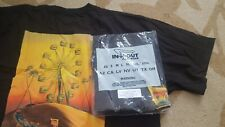 IN-N-OUT BURGER 70TH ANNIVERSARY T-Shirt XXL *BLACK* NEW!! Sealed!