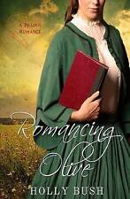 USED (GD) Romancing Olive by Holly Bush